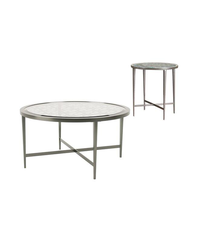 My Best Coffee Table Set For Living Room Is Latitude Run Savanna 2 Piece Coffee Table Set