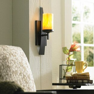 Colby 1-Light Wall Sconce By Loon Peak Wall Lights