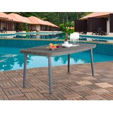 Rozella Wicker/Rattan Dining Table