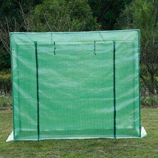 Seidman 6.5 Ft W X 2.5 Ft D Mini Greenhouse By Sol 72 Outdoor