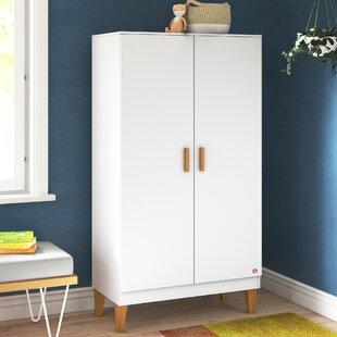 Constance 2 Door Wardrobe By Zipcode Design