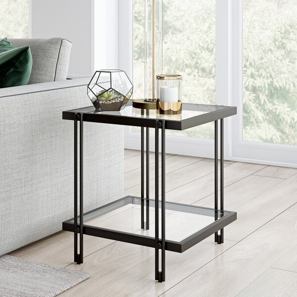 Modern & Contemporary 30 Inch Square End Tables | AllModern
