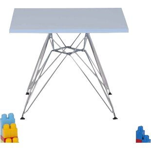 Landaverde Children's Square Arts and Crafts Table By Zoomie Kids