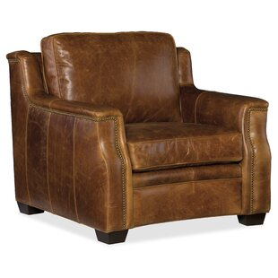 Bon Yates Stationary Club Chair