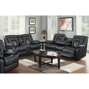 Pangle 2 Piece Reclining Living Room Set by Red Barrel Studio