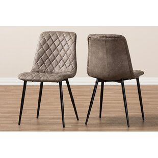 Seifert Upholstered Dining Chair (Set of 2) by Ivy Bronx