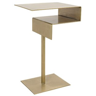Eric End Table by Noir