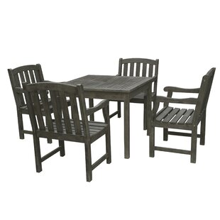 Southsea 5 Piece Patio Dining Set