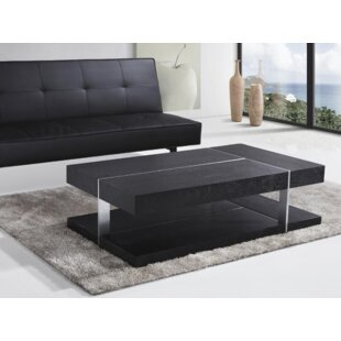 Compare Courson Coffee Table by Orren Ellis