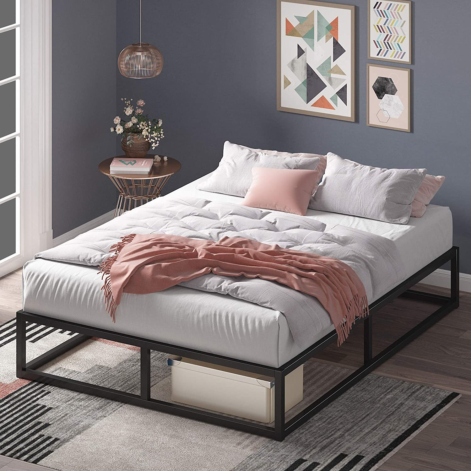 Picture of: Bed Frames You Ll Love In 2020 Wayfair