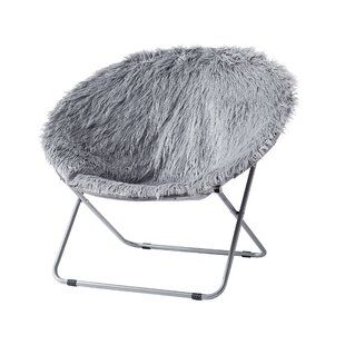 Niesha Giant Moon Lounge Chair by George Oliver