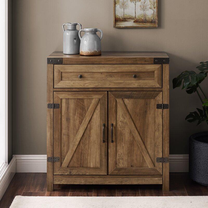 Adalberto 2 Door Accent Cabinet by Trent Austin Design®