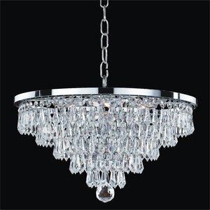 Thorpe 5-Light Crystal Chandelier