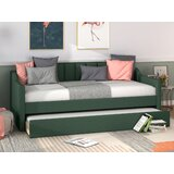 Twin Daybed with Trundle by Latitude Run®