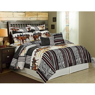 Knights 8 Piece Comforter Set