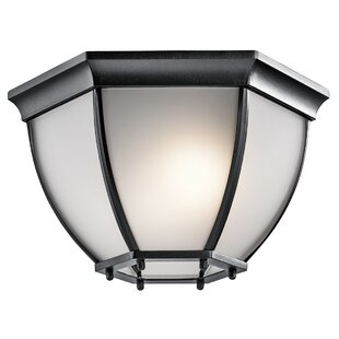 Outdoor flush mount lights youll love wayfair save to idea board mozeypictures Choice Image