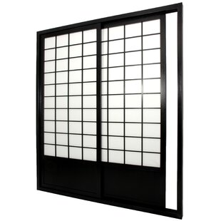83 X 735 Single Sided Sliding Door Shoji Room Divider By Oriental