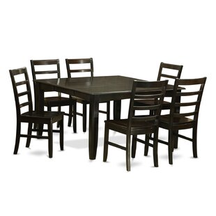 Tamarack 7 Piece Dining Set Red Barrel Studio