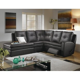 Shop Christopher Reclining Sectional by Relaxon