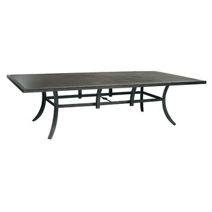 Canvas-Mitson Classical Aluminum Dining Table