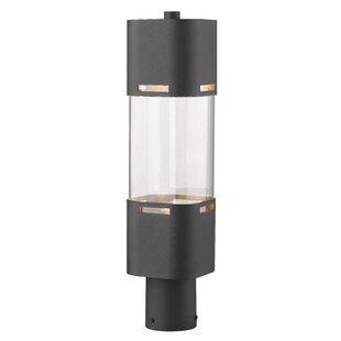 Knarr Outdoor 1-Light LED Lantern Head by Latitude Run