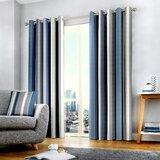 Gardinen Vorhänge Blau Zum Verlieben Wayfairde