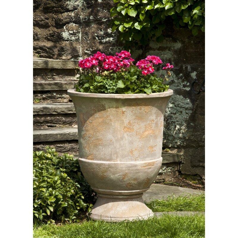 Fleur De Lis Living Waverley 2 Piece Terracotta Urn Pot Planter Set Wayfair