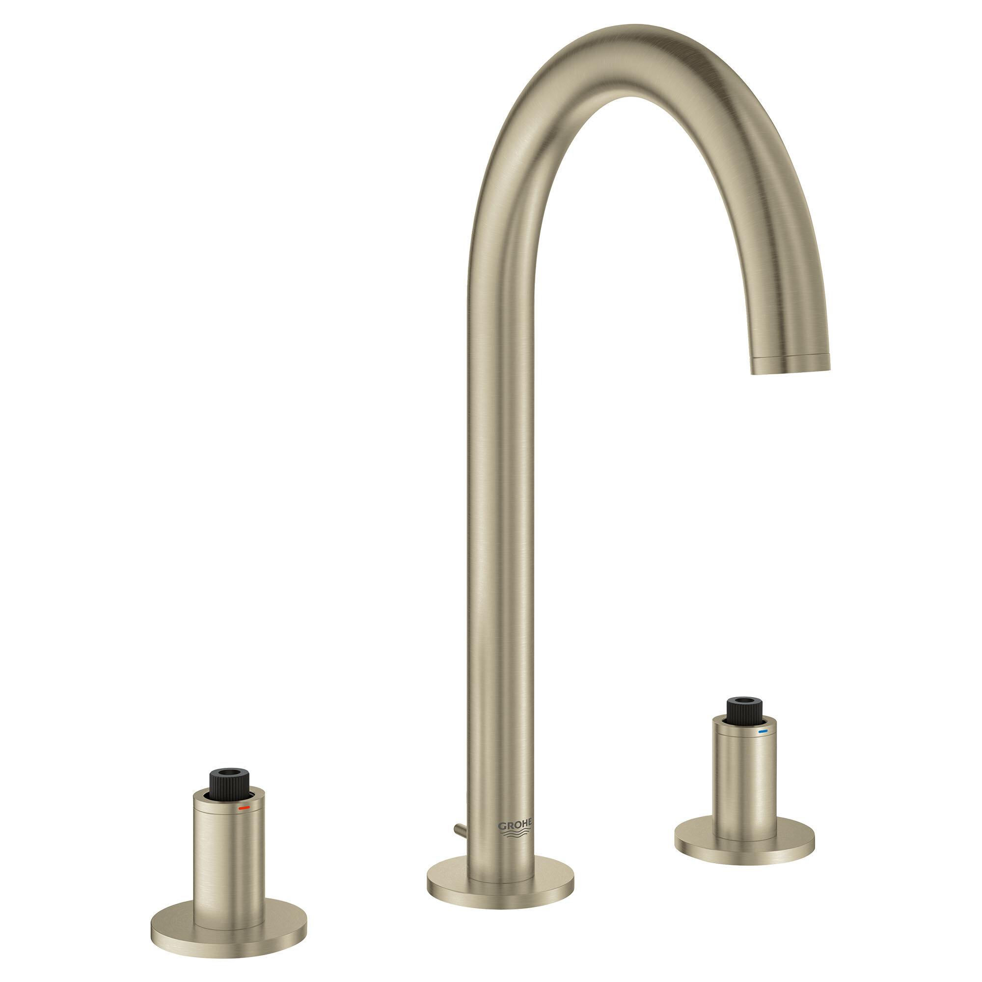 Grohe Atrio Two Handle Widespread Bathroom Sink Faucets Wayfair