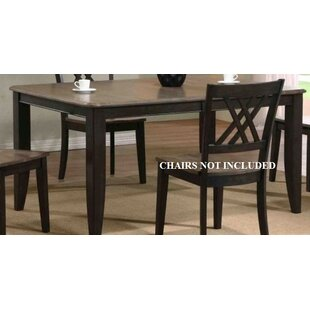 Solid Wood Dining Table by Iconic Furniture Read Reviews