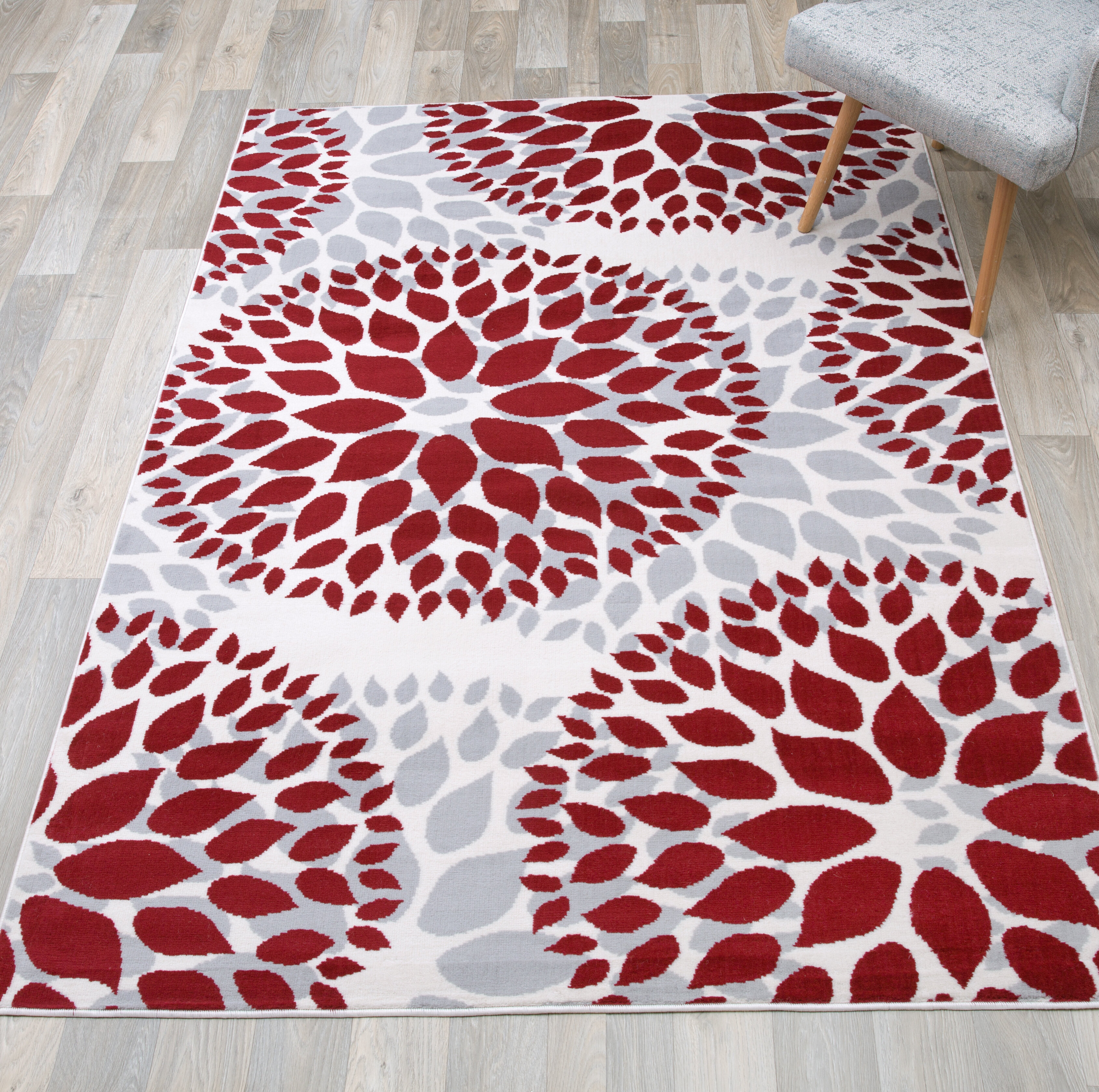 Round Floral Area Rugs Wayfair