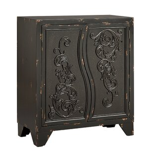 Francis 2 Door Accent Cabinet