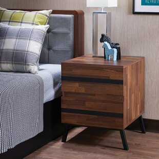 Towry 2 Drawer Nightstand by Union Rustic