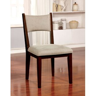 Delaria Upholstered Dining Chair (Set of 2)