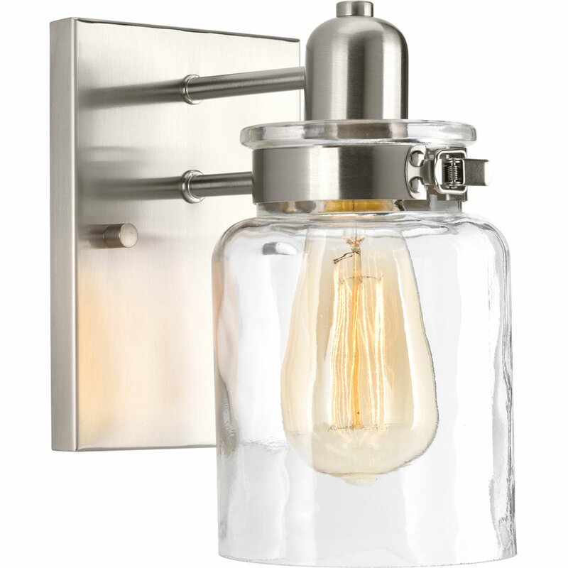 Vasilia 1-Light Bath Sconce