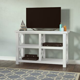 Inexpensive Sanderling TV Stand for TVs up to 50 by Beachcrest Home Reviews (2019) & Buyer's Guide
