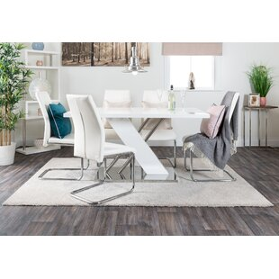 Fairbanks Dining Set With 6 Chairs By Metro Lane