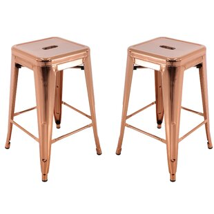 Gold Wrought Studio Bar Stools Counter Stools You Ll Love In 2021 Wayfair