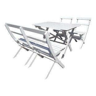 Arlot 4 Seater Dining Set Image