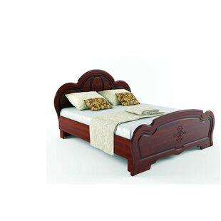 Charlton Home Melinda European Platform Bed with Mattress