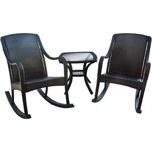 Galarza 3 Piece Conversation Set