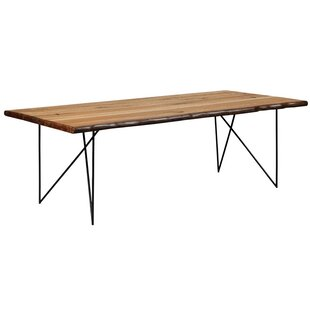 Scott Living Live Edge Dining Table