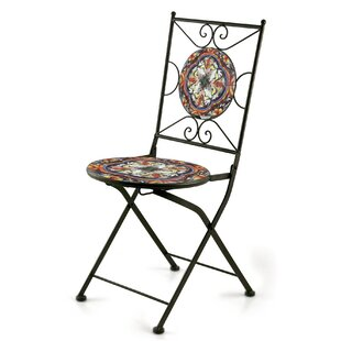 Paris Folding Garden Chair By Galileo
