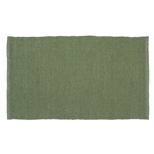 Harper Hand-Woven Green Indoor/Outdoor Area Rug