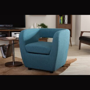Affordable Utley Barrel Chair by Orren Ellis Reviews (2019) & Buyer's Guide