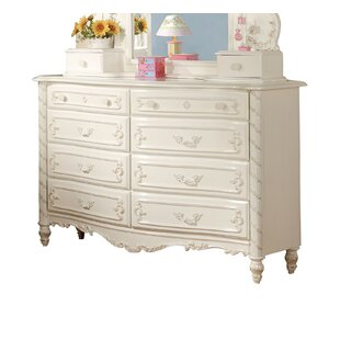 Scalia 8 Drawer Double Dresser by Harriet Bee