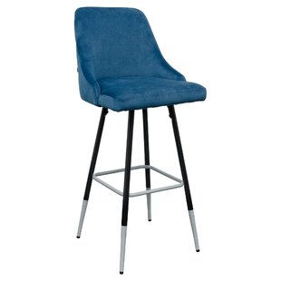 Darmstadt 110cm Bar Stool By 17 Stories