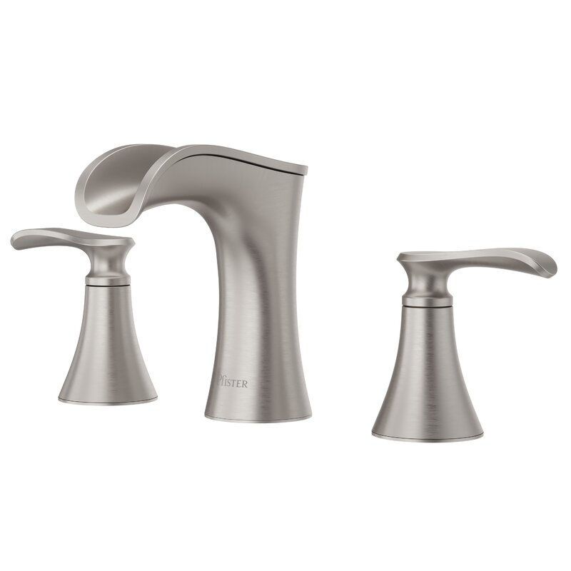 Pfister Jaida Widespread Bathroom Faucet With Drain Assembly Reviews Wayfair