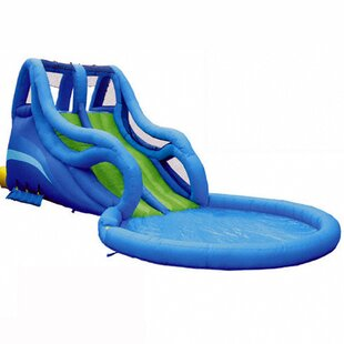 Kidwise Big Surf Water Sli..