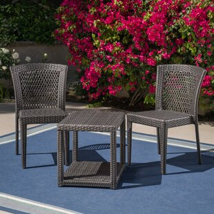 3 Piece Rattan Seating Group