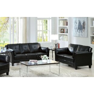 Price comparison Newport 2 Piece Living Room Set by A&J Homes Studio Reviews (2019) & Buyer's Guide